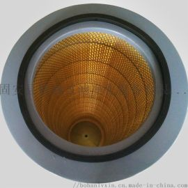 木浆纸325*900 大型设备空气除尘滤清器过滤芯