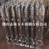 东莞 不锈钢工程立柱 家用304直形立柱加工定制