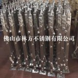 東莞 不鏽鋼工程立柱 家用304直形立柱加工定製