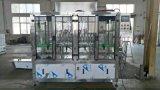 全自动糯米酒灌装机  可以高温灌装的直线装瓶机