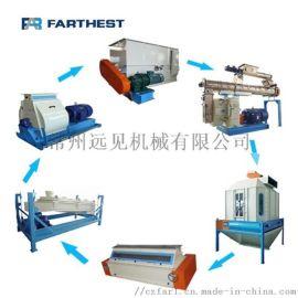 供应乳猪饲料生产线 小型饲料工程 饲料加工成套设备