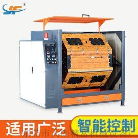 廠家供應幹式木滾筒掛具機 幹式滾桶研磨機拋光機