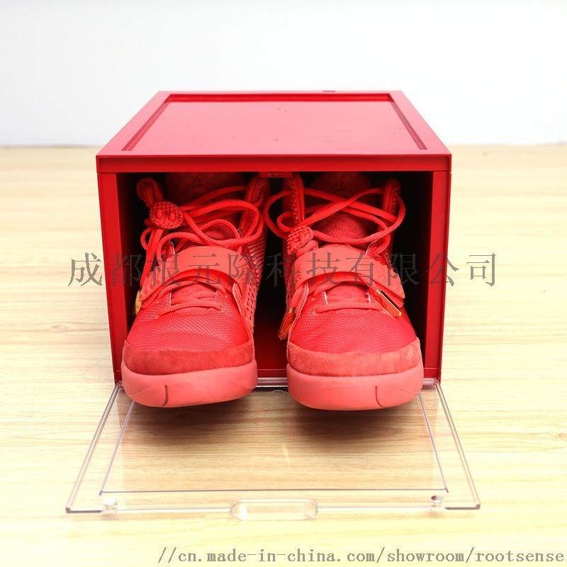 鞋子收纳盒,透明鞋盒,网红鞋盒,亚克力鞋盒