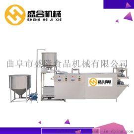 豆腐皮机器全自动 山东升降式豆腐皮机 盛隆厂家直销