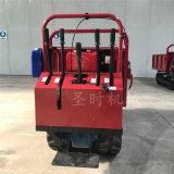 雲南全地形迷你運輸車直銷 小型履帶式手扶運輸車