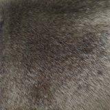 棕色短狐,化纖面料,針織,毛絨布面料,假毛