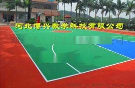 滨州田径运动场工程 塑胶跑道铺设