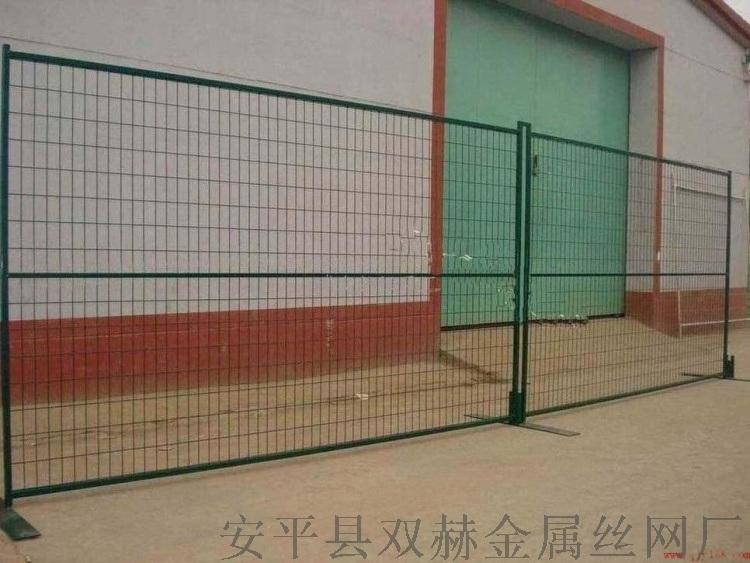 廠家直銷圍牆網¥臨時護欄網¥車間隔離柵(焊接型)