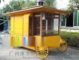 江蘇省定做旅遊風景區移動四面封閉式售貨車廠家