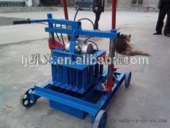 厂家直销 小型移动 水泥砖机