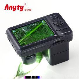 艾尼提显微镜3R-MSV500 高清放大200倍可拍照录像