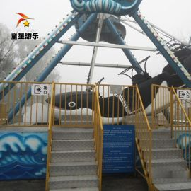 童星遊樂廠家 供應北京遊樂場新型遊樂設備海盜船