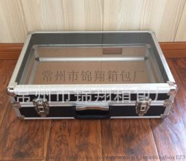 定制手提铝合金铝箱、仪器仪表箱、工具箱