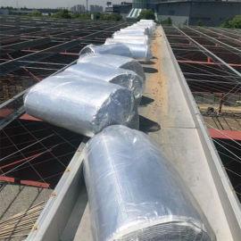 钢结构厂房屋顶保温隔热材料 4mm小气泡铝隔热毯
