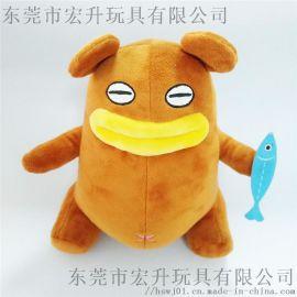 毛絨玩具定制工廠專業設計打樣 OEM加工貼牌生產