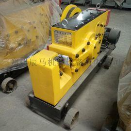 全自动钢筋切断机 钢筋机械加工设备 圆钢剪切机