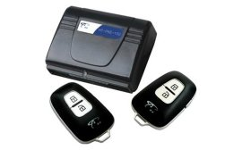 汽车GPS定位RFID智能防盗器(HT-PKE-108)