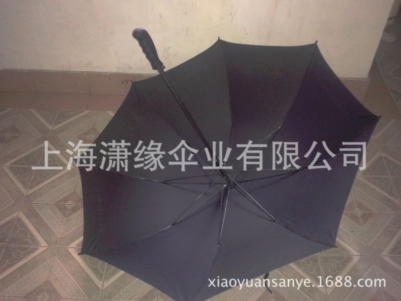 大纖維骨架高爾夫傘、強防風傘架