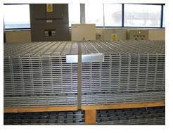 夏博牌 18米镀锌电焊网 机械防护罩、兽畜围栏、花木围栏、护窗栏