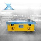 大承重磁导航AGV自动化电动车重型无轨换模转运车