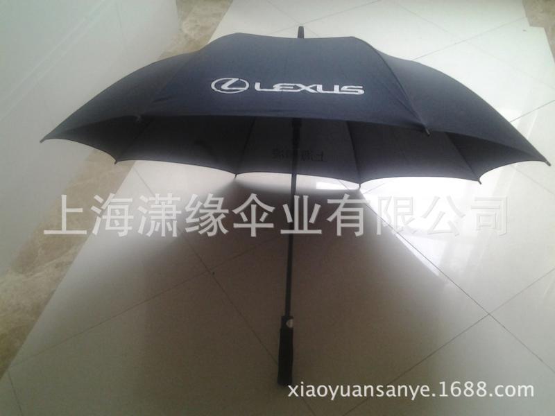 厂家定做高尔夫伞、防风高尔夫伞订做上海生产工厂