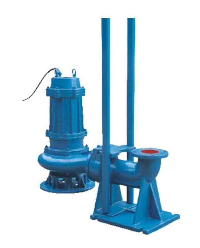 ZWQ自动搅拌潜水排污泵无堵塞污水泵