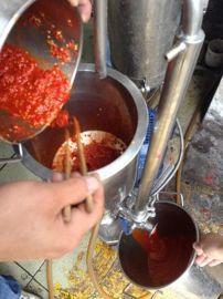 食用产品研磨胶体磨粉碎机