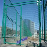 供应体育场护栏网 学校操场围网 篮球场金属网墙