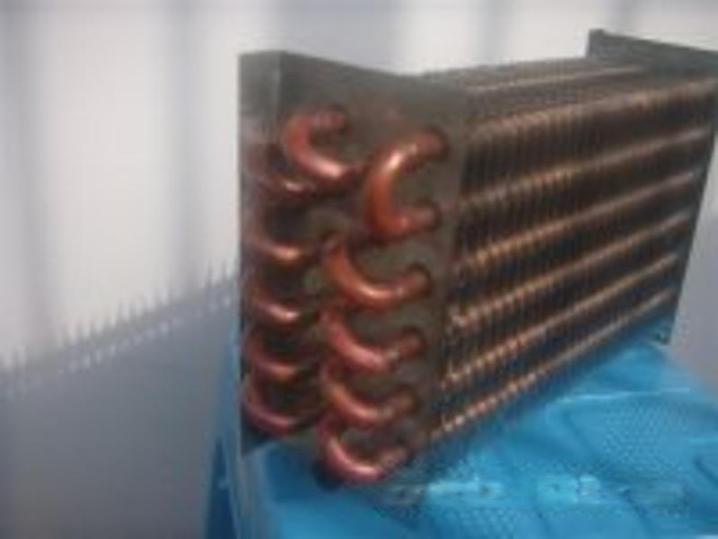 KRDZ供應銅管鋁翅片蒸發器冷凝器9圖片型號規格