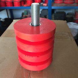 A型聚氨酯缓冲器 起重机电梯聚氨酯缓冲器 防撞垫