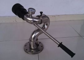 不锈钢消防炮