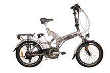 热销版可折叠电动自行车
