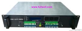 32路PON+CATV合波器,32路1550/1490/1310nm合波输出