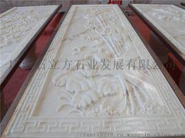广西大理石雕刻石材 大理石浮雕工艺