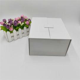 双开门折叠式包装盒食品包装盒礼品包装盒