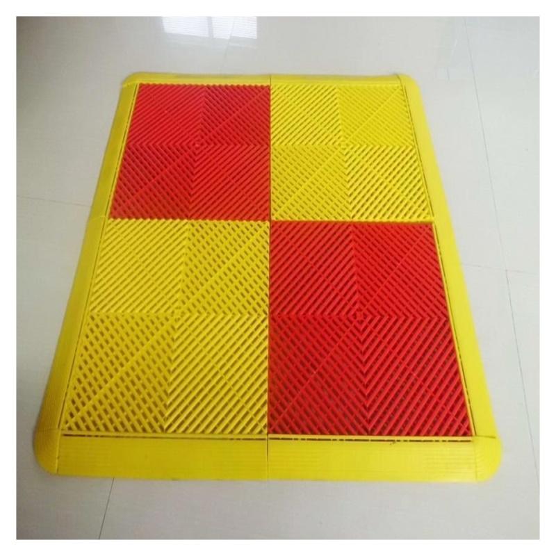 防滑格栅玻璃钢羊床格栅可定制