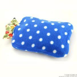 振兴FEM7549迷你热水袋 超厚防爆充水暖手袋/绒布热水袋(M)
