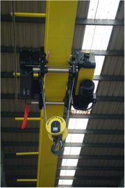 山东德鲁克厂家直销FDJ型9t电动单梁起重机 桥式起重机