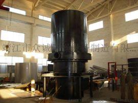 众诚JRF系列燃煤热风炉