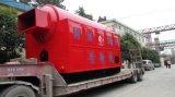 10吨燃生物质带压热水环保锅炉