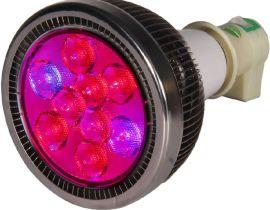 18WLED植物补光灯 PAR值38 供应18W大功率植物灯