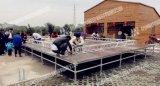 0.8-1.05米 钢铁舞台/卡扣式舞台厂家批发活动舞台/升降  舞台
