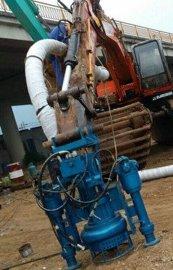 挖掘机吸沙泵,液压排沙泵,潜水清淤泵