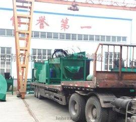 年产5000吨有机肥加工成套设备价格_堆肥绿肥发酵做有机肥生产线