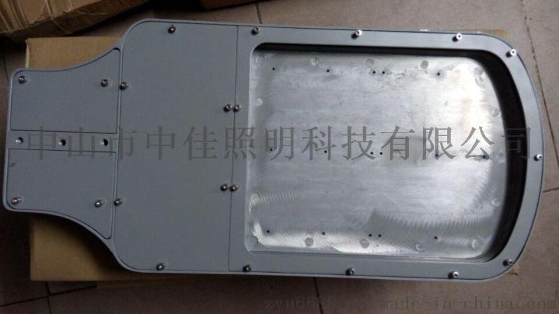 广州led路灯100W搓衣板路灯单颗压铸led路灯