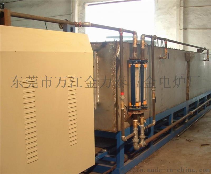 隧道式渗碳淬火炉 网带式电阻炉