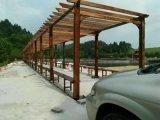 大连实木廊架厂家加工安装
