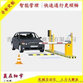 莱西停车场系统  城阳平度开发区智能停车场车位引导识别系统