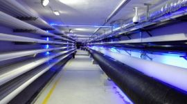 讯罗定制城市地下综合管廊无线通信对讲系统