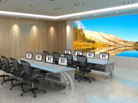 广州市电力调度指挥中心调度台 国家电  控中心控制台